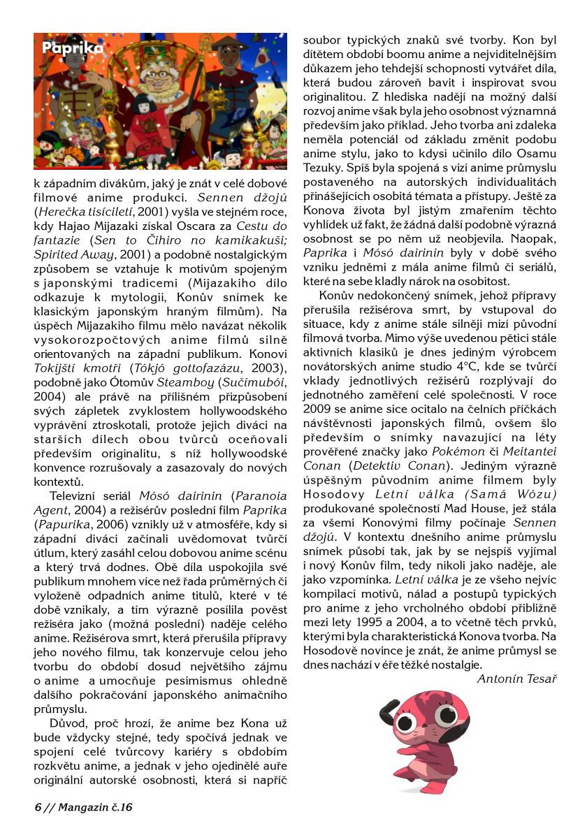 Mangazín č. 16 – str. 6
